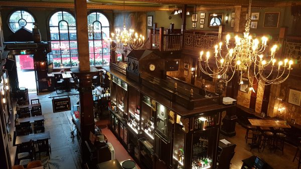 The Counting House bar