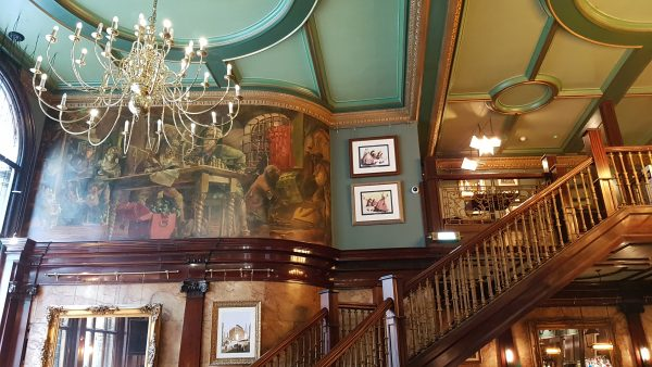 The Counting House art